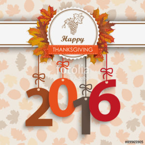 2016-foliage-thanksgiving-emblem-wood-stock-image-and-royalty